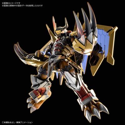 Digimon Wargreymon (Amplified), Bandai Spirits Figure-Rise Standard