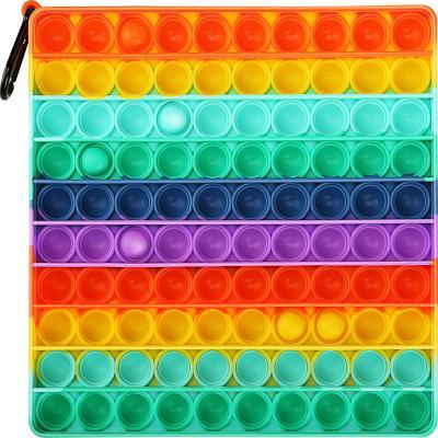 REHAVE Big Size Push Pop Fidget Toy