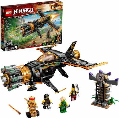 LEGO NINJAGO Legacy Boulder Blaster 71736