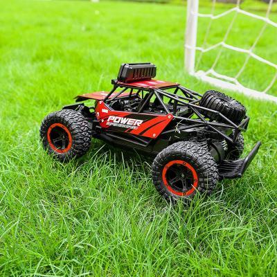 BEZGAR 17 Toy Grade 1:14 Scale Remote Control Car, 2WD High Speed 20 Km/h All Terrains