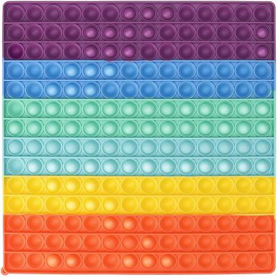 STONCH Big Pop Fidget Toys 196 Bubbles, 11.8inch Jumbo Fidgets Toy Packs