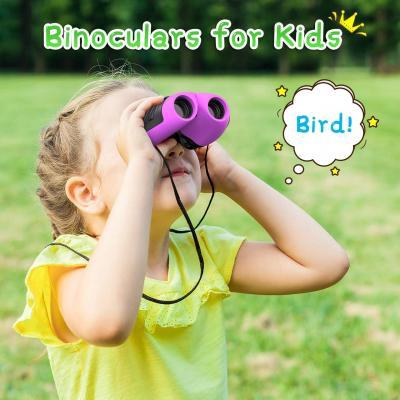 Dreamingbox Compact Shock Proof Binoculars for Kids