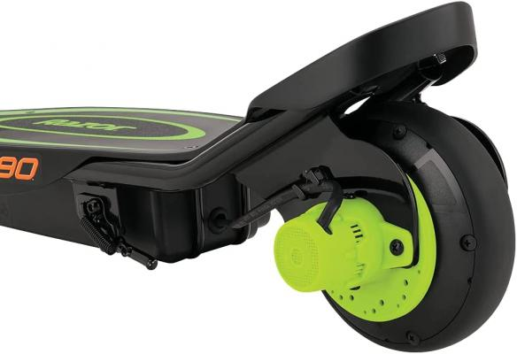 Razor Power Core E90 Electric Scooter - Hub Motor, Up to 10 mph and 80 min Ride Time