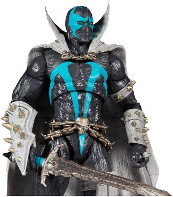 McFarlane Toys Mortal Kombat Spawn Lord Covenant 7inch Action Figure