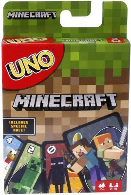 Mattel Games UNO Minecraft Card Game