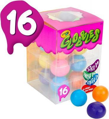 Crayola Globbles 16 Count, Squish & Fidget Toys