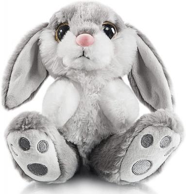 My OLi 8in Bunny Plush Rabbit Floppy Ear