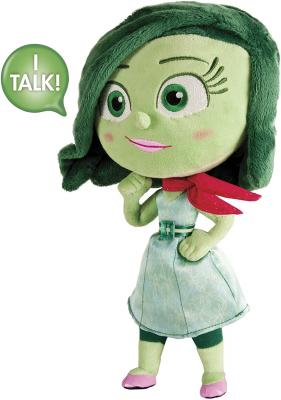 Inside Out Talking Plush, Disgust