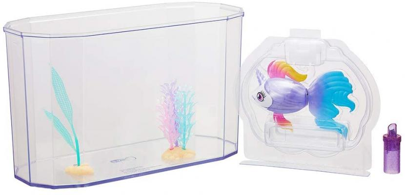 Little Live Pets Lil' Dippers Playset - Magical Water Activated Unboxing and Interactive Feeding Experience