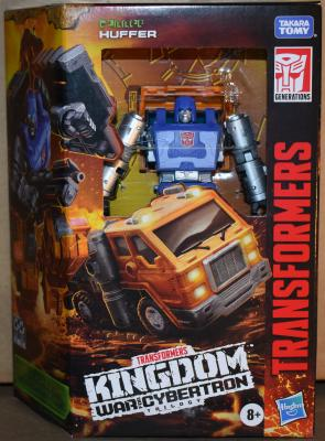 Transformers Generations Figures - WFCK - Deluxe Class Huffe