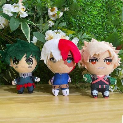 3PCS Anime Plush My Hero Academia 5inches