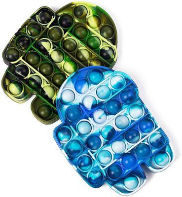 Among Us Pop Its Push Bubble Pops Fidget Toys Anxiety ADHD Stress