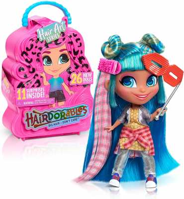 Hairdorables Collectible Doll Hair Art Series 5
