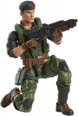 Hasbro G.I. Joe Classified Series Flint Action Figure 26 Collectible Premium Toy with Multiple Accessories 6-Inch Scale with Custom Package Art