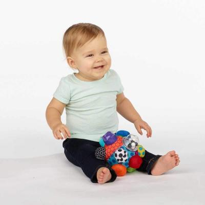 Sassy Developmental Bumpy Ball   Easy to Grasp Bumps Help Develop Motor Skills