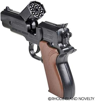 Rhode Island Novelty 6.75 inch Cap Pistol