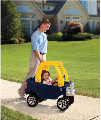 Little Tikes Cozy Truck Ride-On with removable floorboard