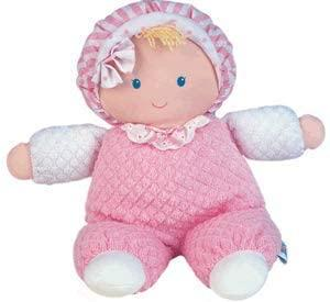 Eden Terry Girl Baby First Soft Doll