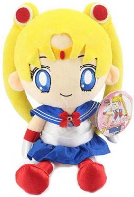 Sailor Moon Plush Doll Plush Stuffed Animal Cartoon Tsukino Usagi Plush Toy
