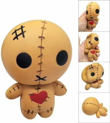 OYEFLY Squishy Toy Soft Exquisite Horror Doll Scented Stress Relief Toy