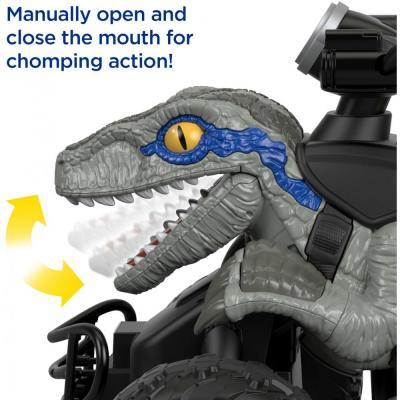 Power Wheels Jurassic World Dino Racer 12-V Ride On