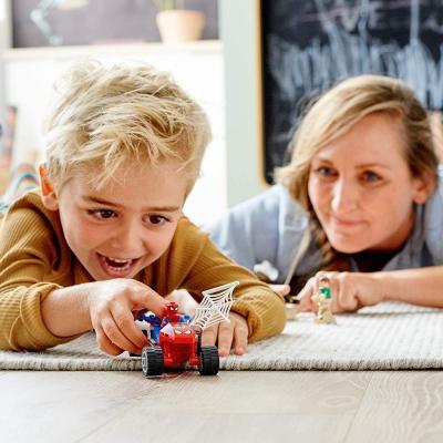 LEGO Marvel Spider-Man: Spider-Man and Sandman Showdown 76172