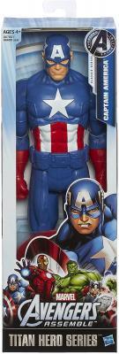 Avengers Titan Hero Captain America 12 inch