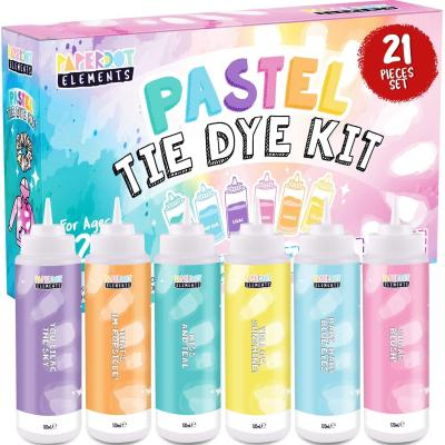 Pastel Tie Dye Kit