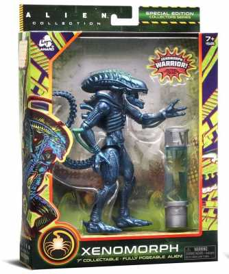 Alien Collection Special Edition - Xenomorph Warrior Fully Poseable Figure