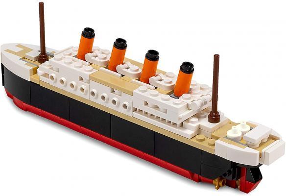 Brick Loot Titanic Building Bricks Set