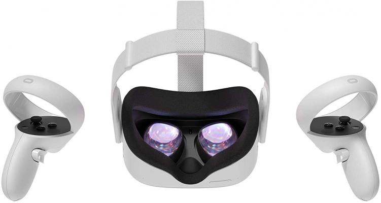 Oculus Quest 2 - Advanced All-In-One Virtual Reality Headset - 64 GB