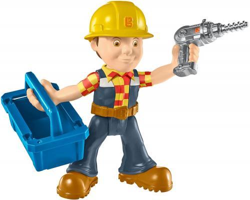 Fisher-Price Bob The Builder, Repair & Build Bob