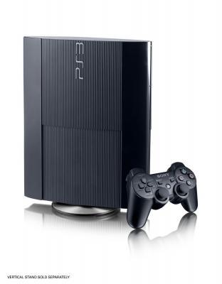 PlayStation 3 500 GB Super Slim System (Renewed)