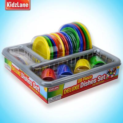 Kidzlane Durable Kids Play Dishes