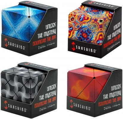 SHASHIBO Bundle of 4 - The Shape Shifting Box (36 Rare Earth Magnets)