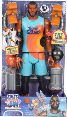 SPACE JAM: A New Legacy - Lebron James Ultimate Tune Squad 12inch Action Figure