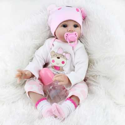 Kaydora Reborn Baby Doll, 22 inch Weighted Baby