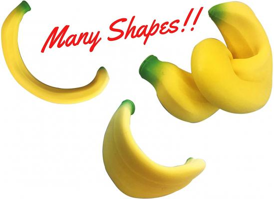 Squishy Toys Banana Stress Toy
