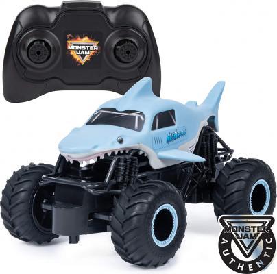 Monster Jam, Official Megalodon Remote Control Monster Truck