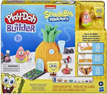 Play-Doh Builder Spongebob Squarepants Pineapple House Toy Building Kit