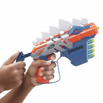 Nerf DinoSquad Stegosmash Dart Blaster