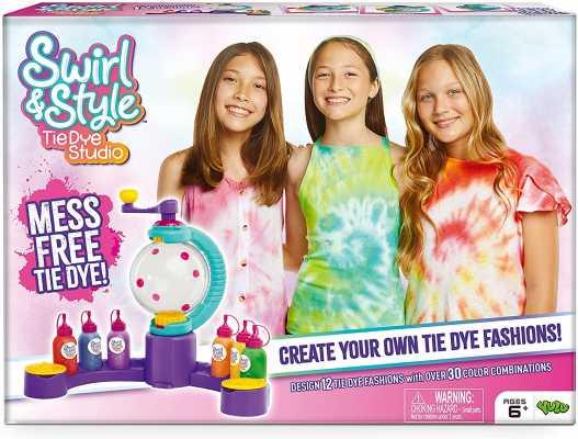 Swirl and Style Tie Dye Studio - Mess-Free Tie Dye Creations