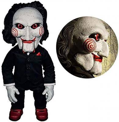 Saw: Billy with Sound MDS Mega Scale Figure