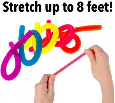 Impresa Products 5-Pack of Stretchy String Fidget