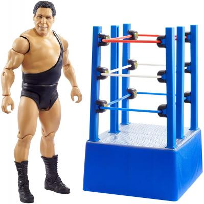 WWE Wrestlemania Moments Andre The Giant 6 inch Action Figure