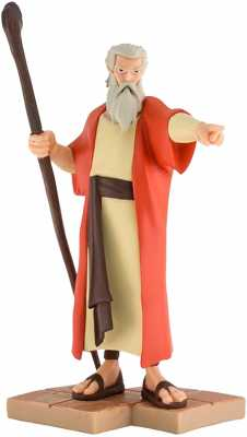 Superbook Collectibles Moses Toy Character Figurine