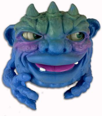 Boglins King Vlobb 8inch Collectible Figure with Super Stretchy Skin & Movable Eyes and Mouth, Popular Retro Toy from The 80's
