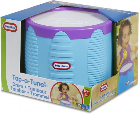 Little Tikes Tap-A-Tune Drum Baby Toy, Multi Color (643002), 9.25 L x 9.25 W x 6.30 H Inches