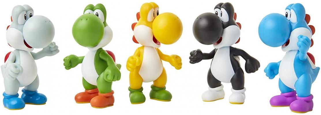 SUPER MARIO Yoshi Action Figures