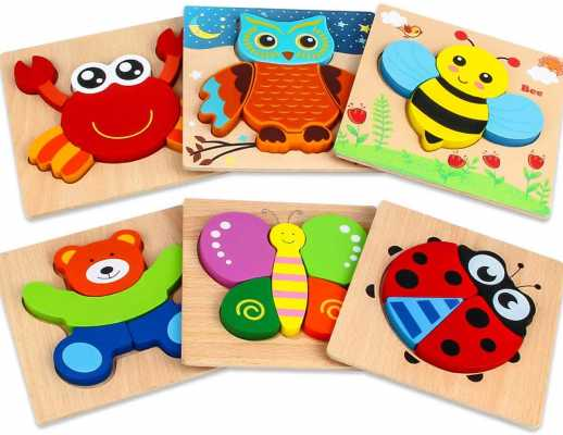 Dreampark Wooden Jigsaw Puzzles